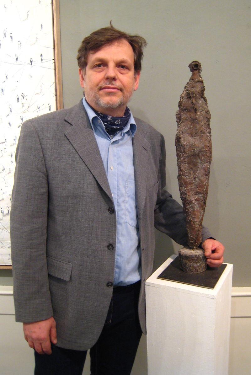 Michael Ball sculptures
