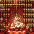 Singapore Buddha Tooth Relic Temple sculpture 3