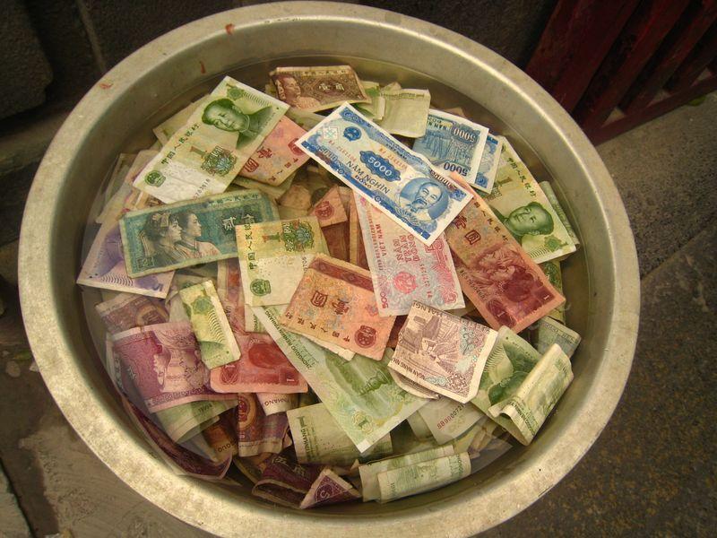 Macau A-Ma temple donations