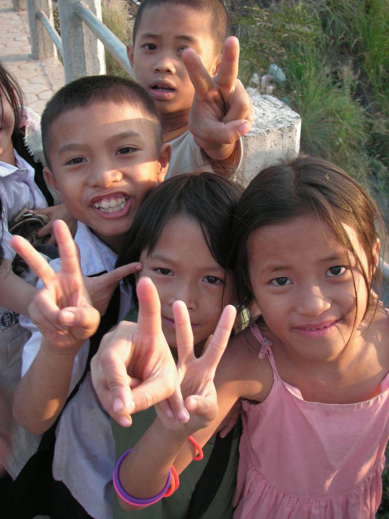 Vientiane Kids 4