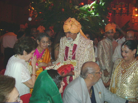 aishwarya rai wedding. Aishwarya Rai and Abishek