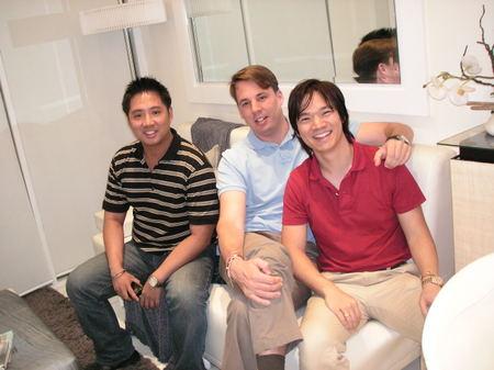 Manila_condo_visits_marc_alex_and_darwin